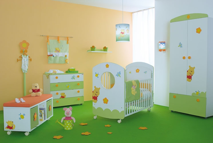 Baby Room: Make It A Dreamland – Home Design Planet