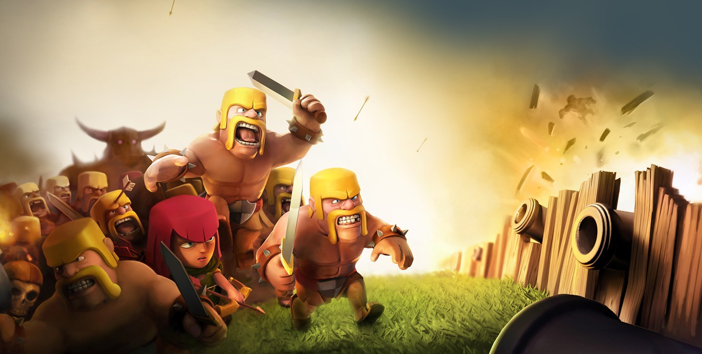 Clash of Clans Wallpaper HD