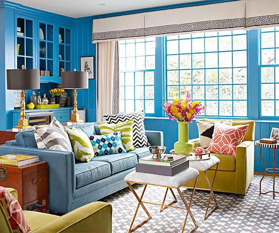 Common Decorating Mistakes, Solved! | Living Room Color
