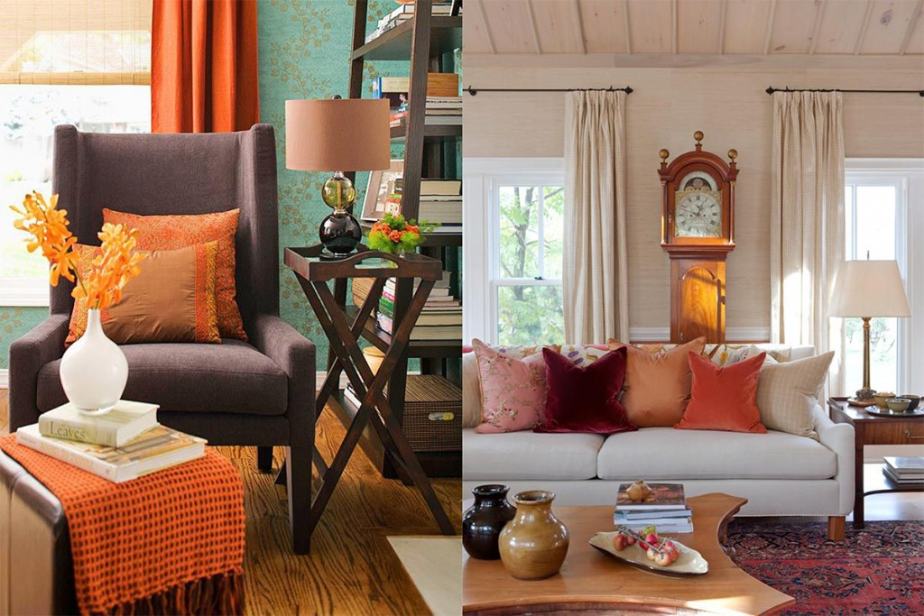 Decorating Ideas to Bring a Touch of Autumn to your Home