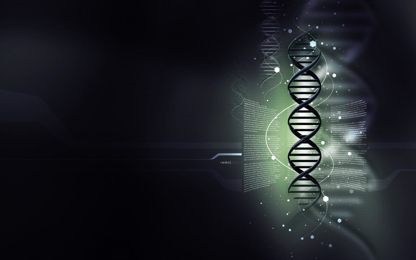 dna hd wallpaper