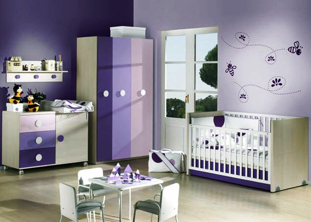 Baby girl room decor ideas rich image and for Baby girl bedroom decoration