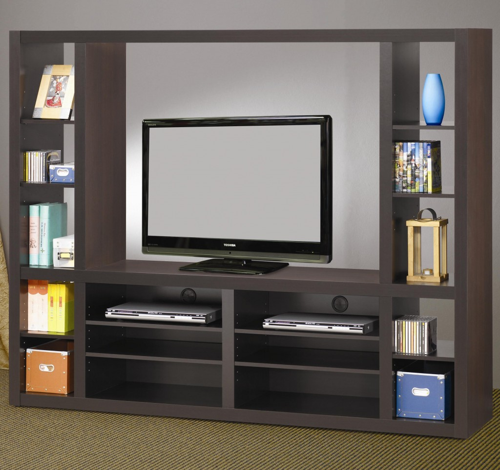 Interior: Modern Design Elegant Wall Units Tv Mounting, Mount