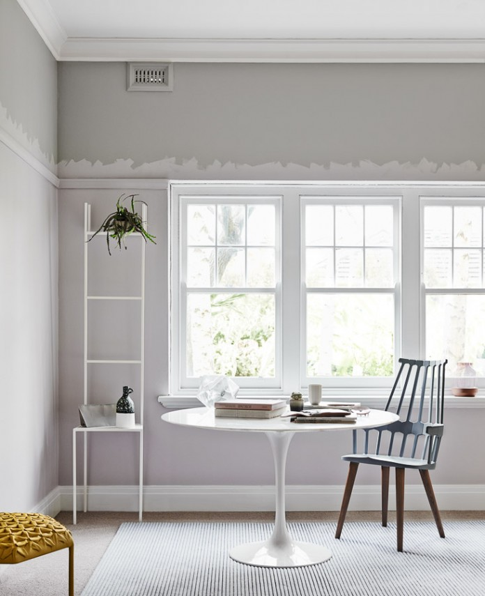 Interior Paint Colour Trends 2016 - Recycled Interiors