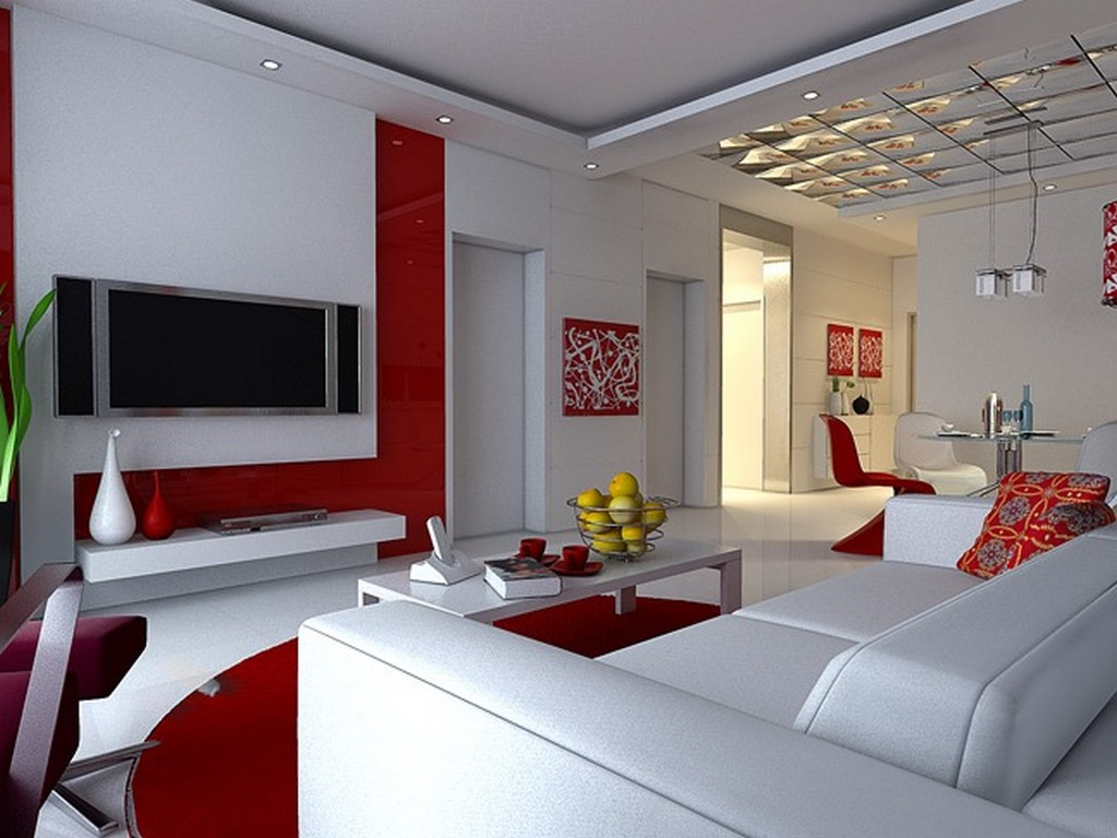 Interior Home Color Design. Which Colors Show Your Home Wider? | Fotolip.com