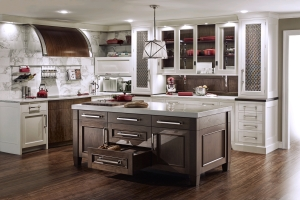 New America Kitchen | Bluebell Kitchens