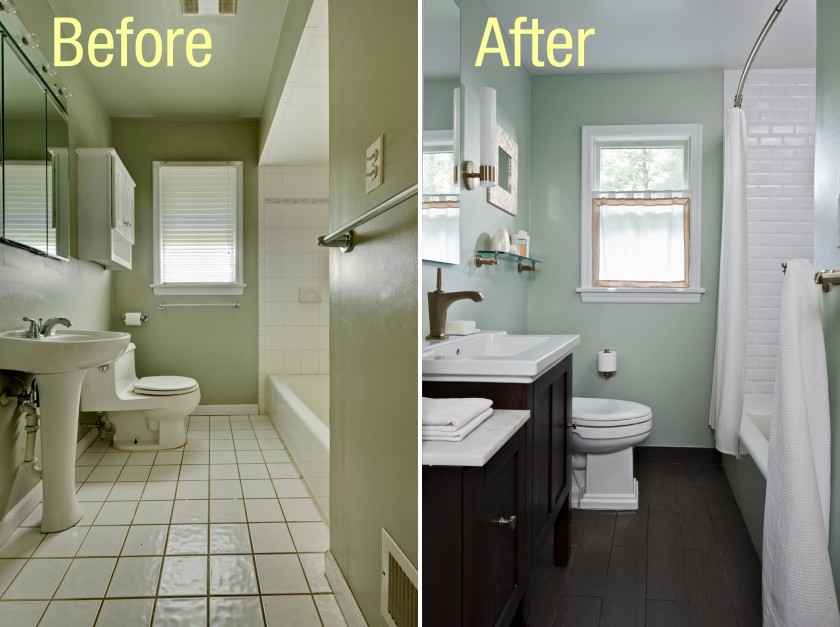 New Small Bathroom Decorating Ideas On Tight Budget With