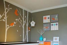 Nursery Decorating Ideas on Pinterest | Nursery Design