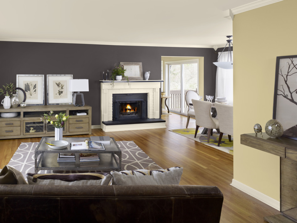 Interior Wall Colour Trends For 2016 Modern Paint Colors