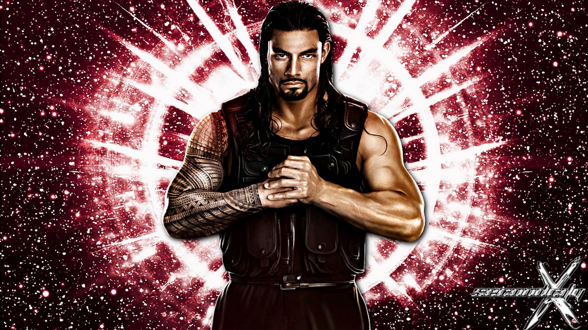 Roman Reigns Wallpaper