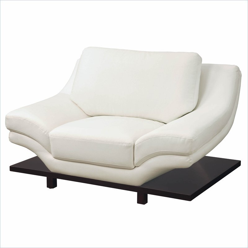 The 3 Rights In Choosing A White Leather Chair | Home