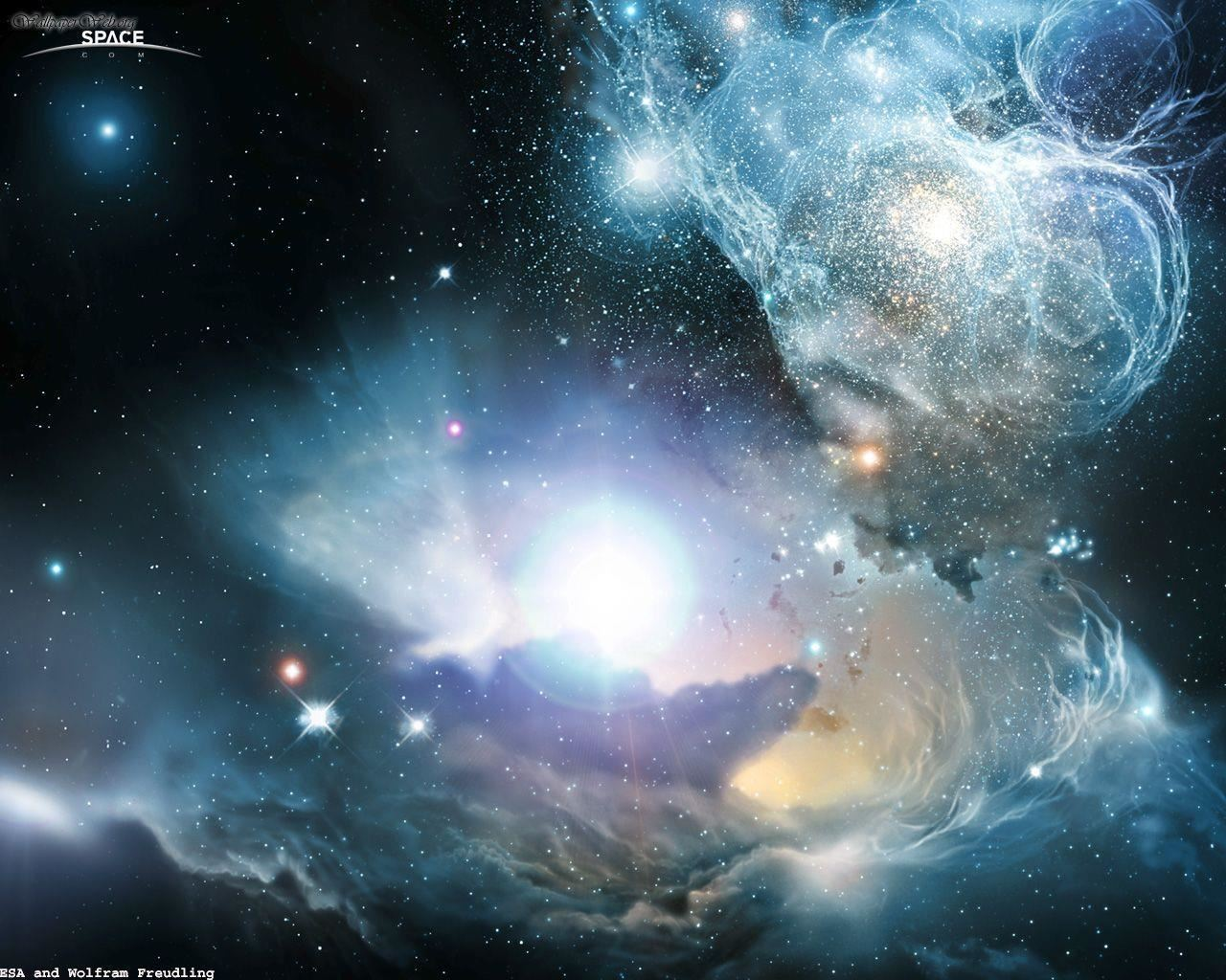 Universe Nebula Galaxy Wallpapers