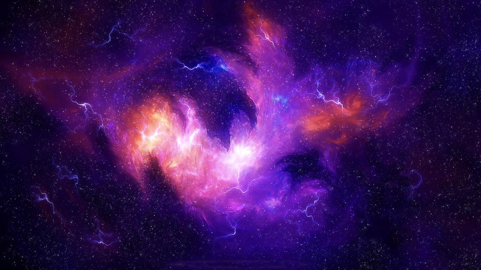 Universe Nebula Galaxy Wallpapers