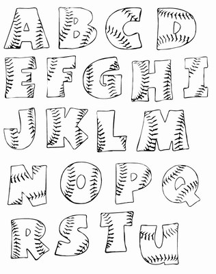 Fancy Bubble Letters Fotolip