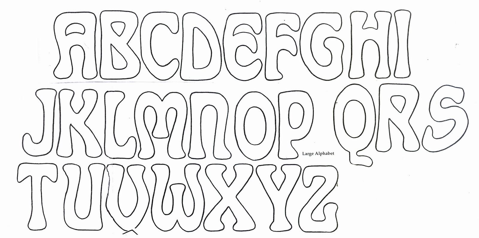 big bubble letters Targer golden dragon