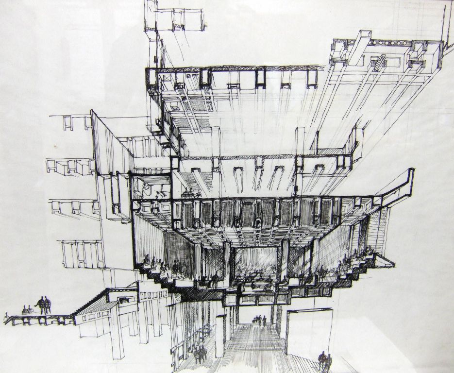 Architectural drawing rich image and wallpaper for Architecture design drawing