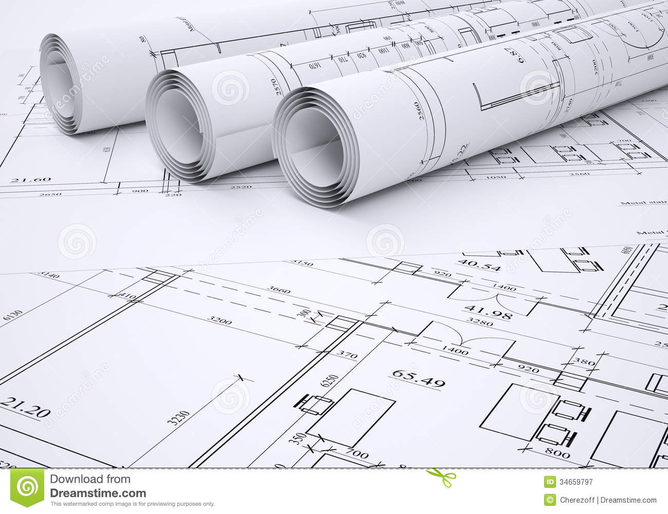 Architectural drawing rich image and wallpaper for Architecture blueprints