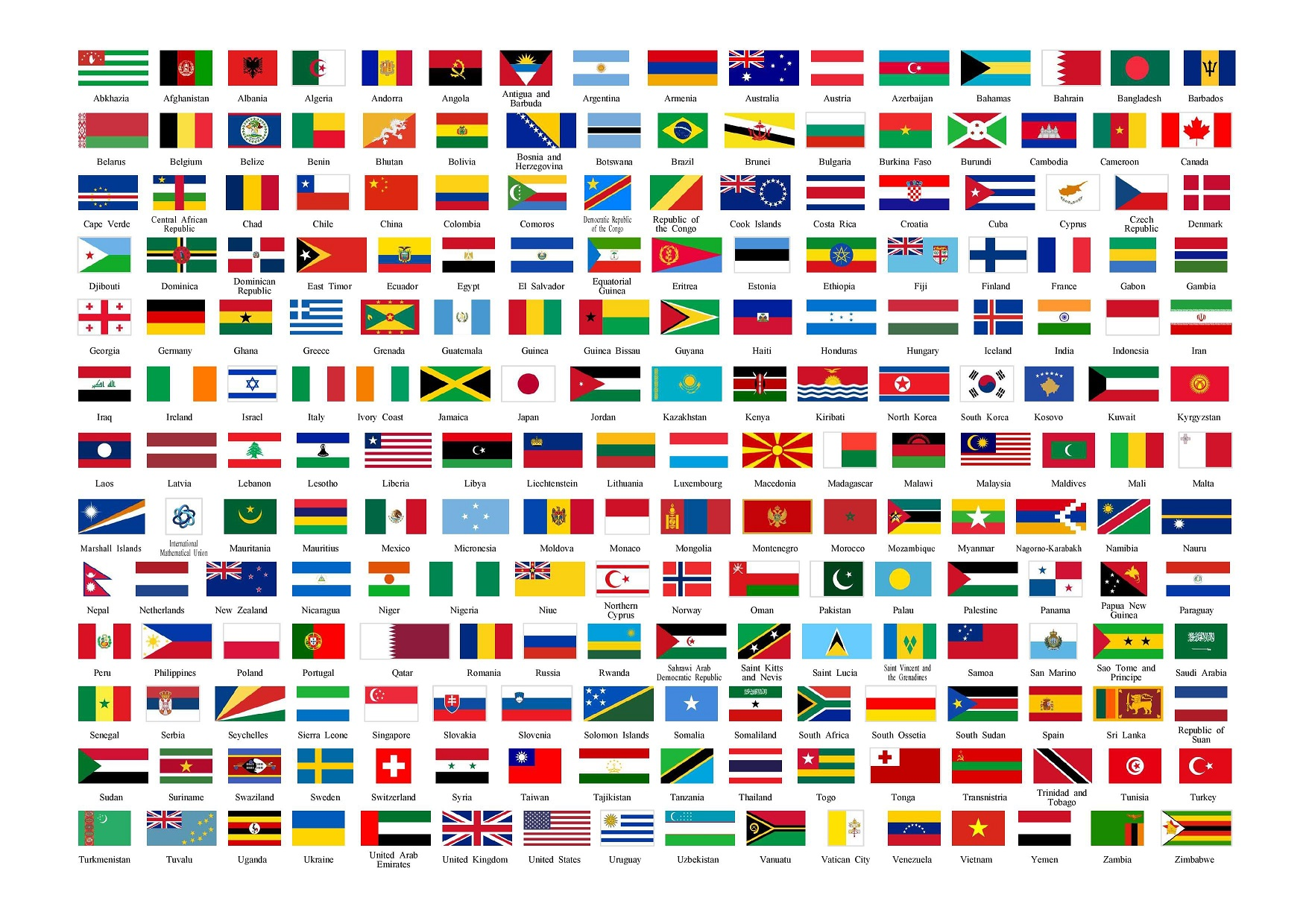 Flags of the World  Fotolipcom Rich image and wallpaper