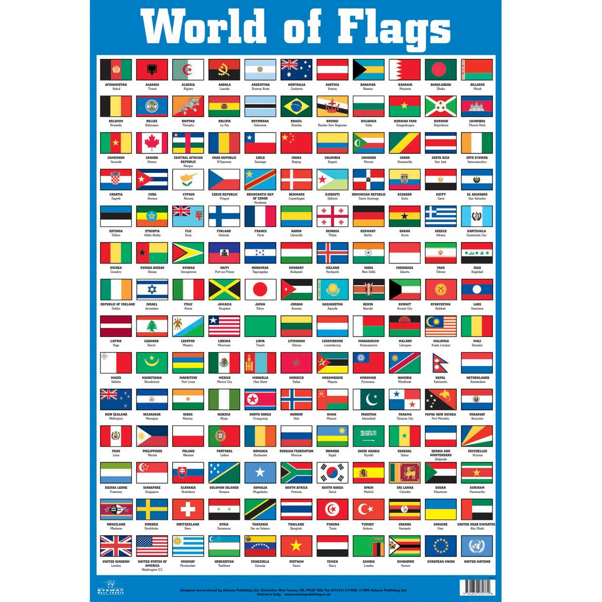 Flags of the World - Fotolip
