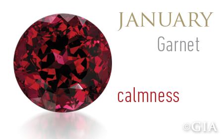 January Birthstone