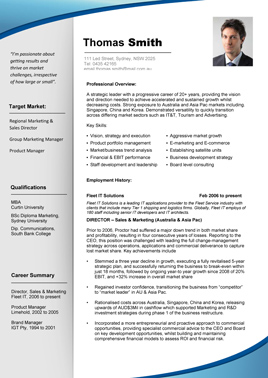 Professionel Resume