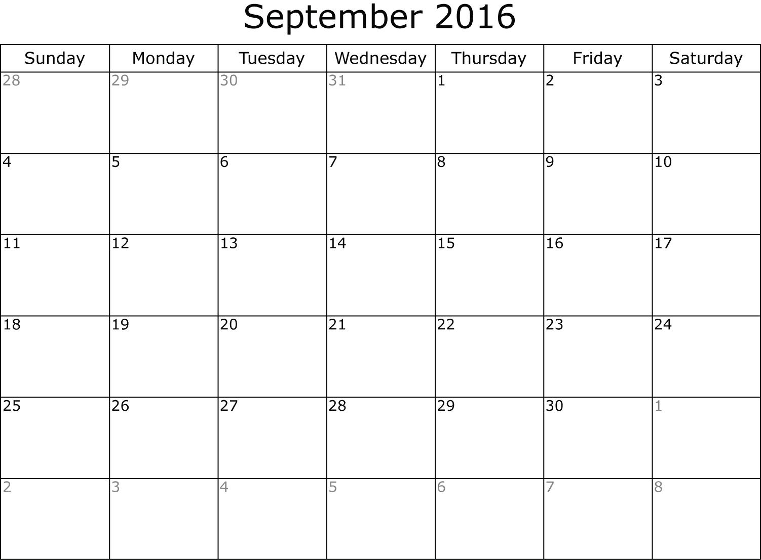 Calendar Planner September : Calendar planner september fotolip rich image