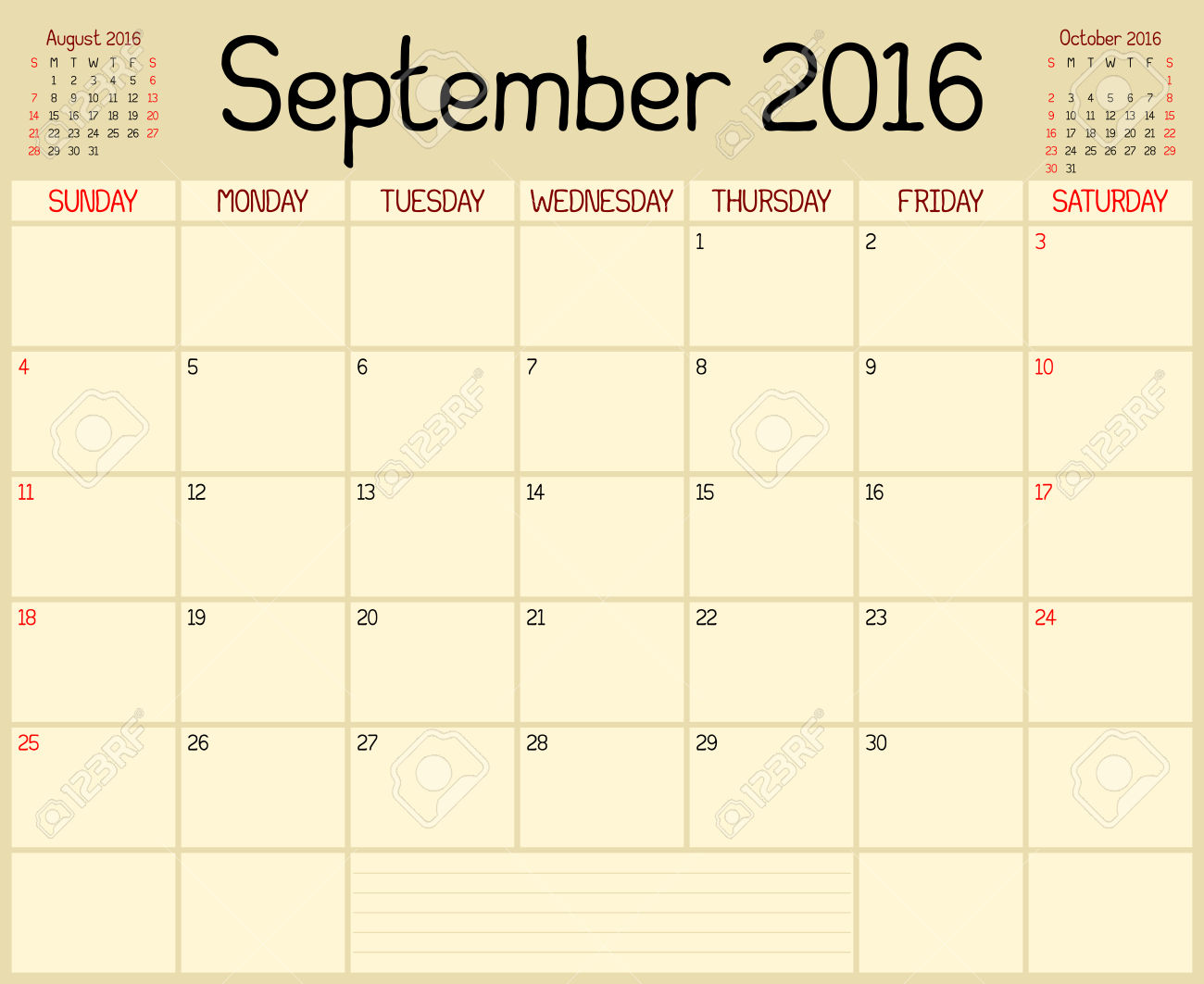 Calendar Planner For : Calendar planner september fotolip rich image