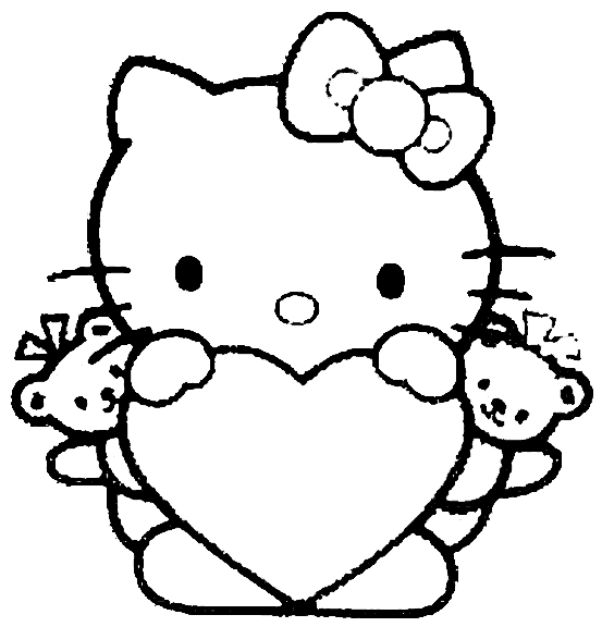 Free coloring pages for girls Fotolipcom Rich image and wallpaper