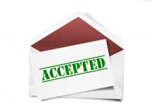 An Acceptance Letter Example
