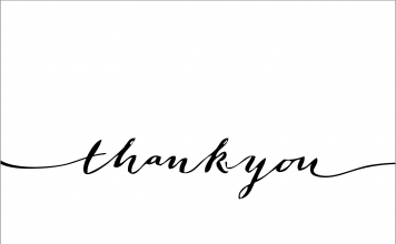 About Thank You Letter