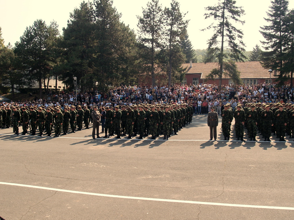 Military Oath Of Enlistment - mod.gov.rs