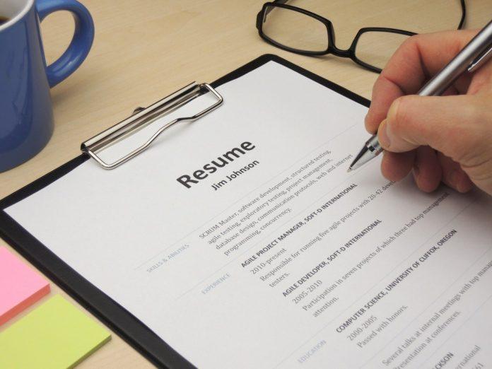 Resume - jvs.org