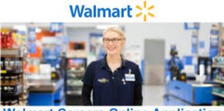 Walmart application - techswip.com