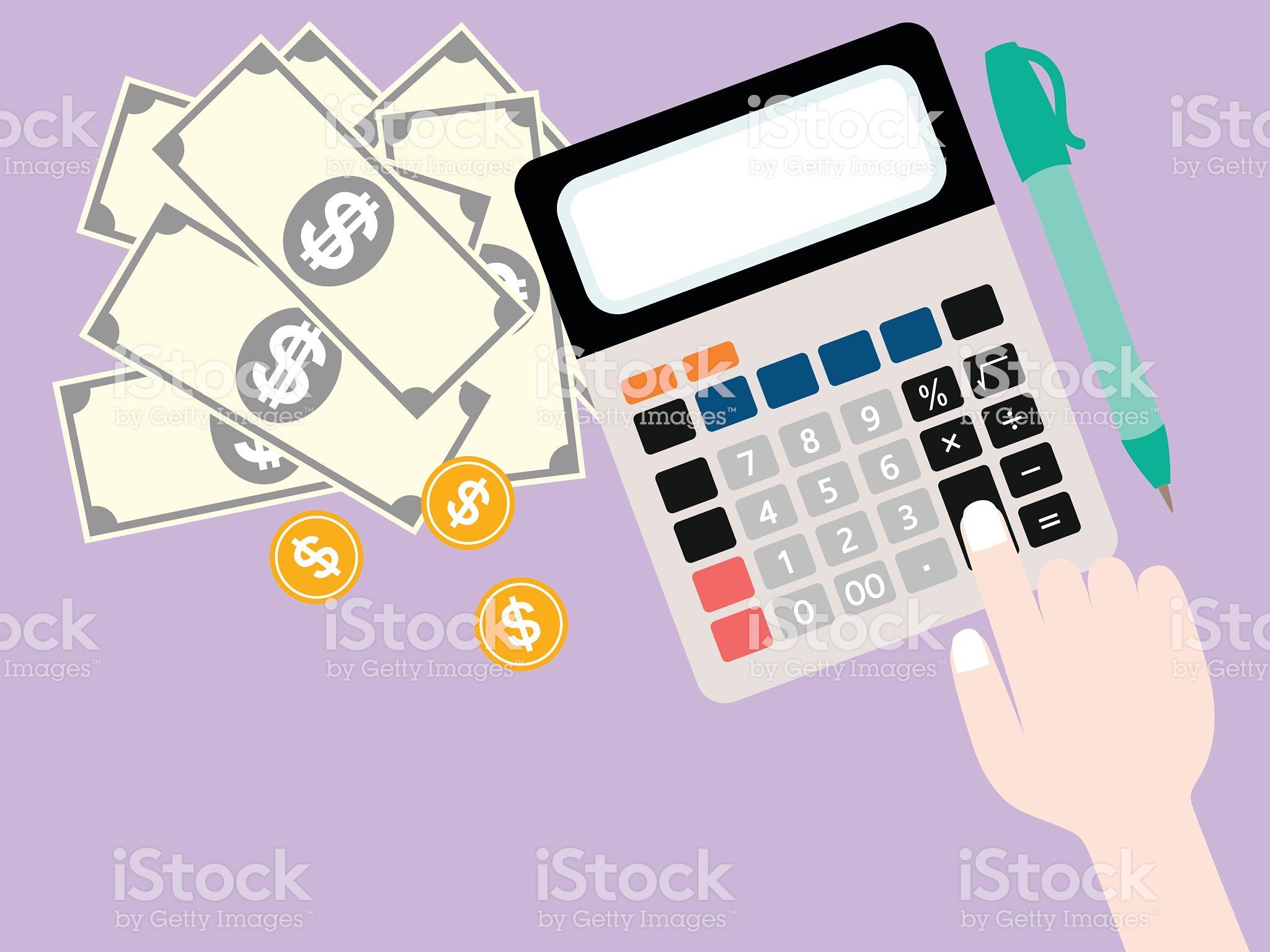 Retail Skill Calculation - istockphoto.com