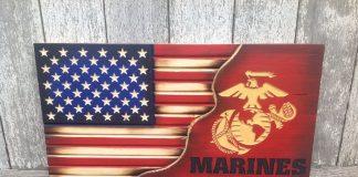 Marine Corps - theboardsandthebees.com