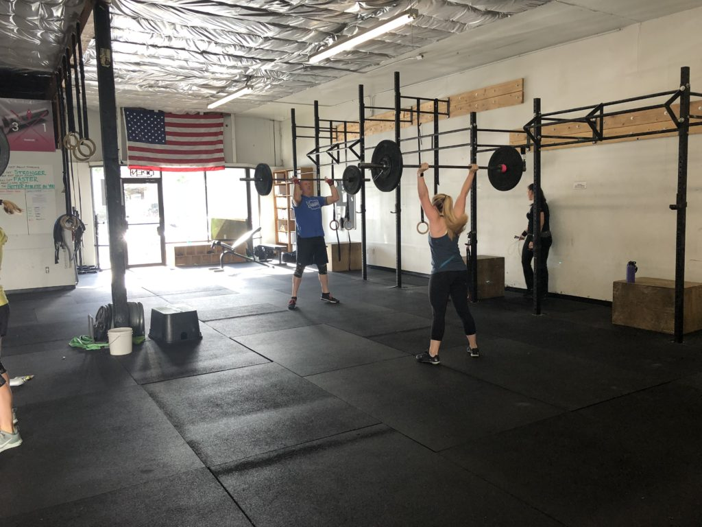 Physical Training - lakewashingtoncrossfit.com