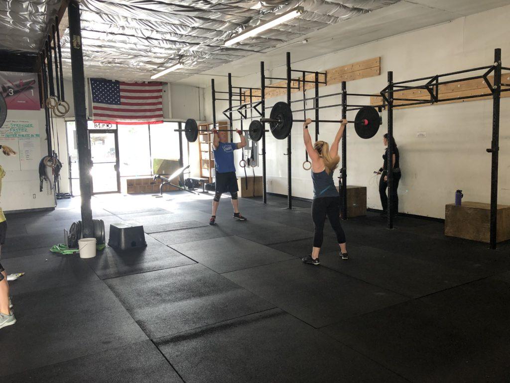 Physical Training - lakewashingtoncrossfit.com