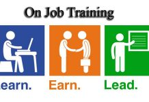 On the Job Training (OJT)