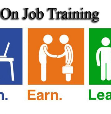 On the Job Training (OJT)