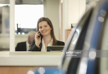 Receptionist - gettyimages.com