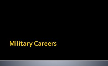 Military Careers - slideplayer.com
